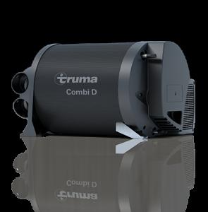 Calefaccion estacionaria estatica gasoil Truma Combi D6 D 6