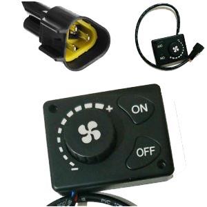 Mando de control analogico ruleta termostato calefaccion estatica china