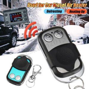mando control remoto universal calefaccion rf433 mhz 433mhz