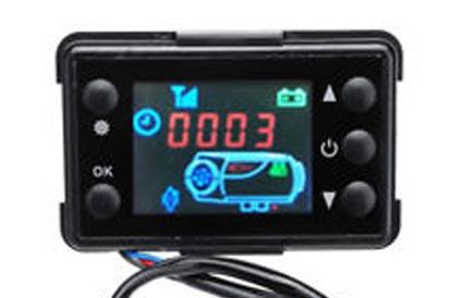 Mando control LCD calefaccion estatica china webasto eberspacher airtronic