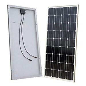 Paneles solares rigidos