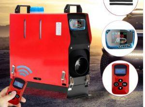 calefaccion estacionaria portatil con mando a distancia rojo wifi amazon ebay aliexpress
