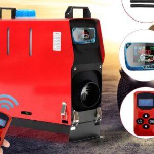 Calefacción estacionaria portátil