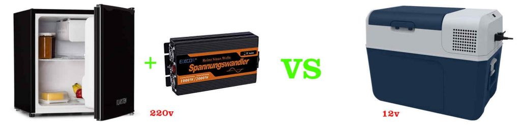 neveras compresor 220v vs neveras compresor 12v inversor 12v 220v power inverter pure sine wave onda pura reine sinus