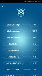 alpicool app control por bluetooth nevera de compresor 12v 24v app android ios apple