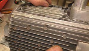 calefaccion estatica dual estacionaria chinesse water agua aire air 5kw embeded aluminium calidad quality desmontada abierta destripada interior