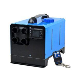 calefaccion estacionaria portatil roja azul 5kw portable heater parking heater all in one AIO
