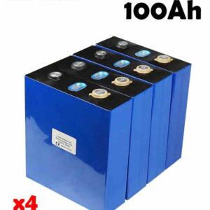 Oferta bateria Lifepo4 100ah aliexpress amazon