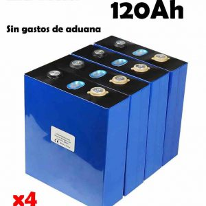 Oferta bateria Lifepo4 120ah aliexpress amazon