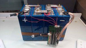 bateria lifepo4 250ah con bms 12v 4s