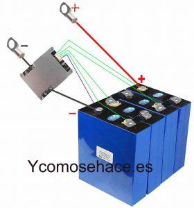 ycsh ycomosehace diagrama esquema conexion bms bateria lifepo4