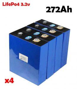 lifepo4 272ah